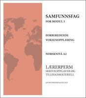 Samfunnsfag FVO modul 3 - Lærerperm
