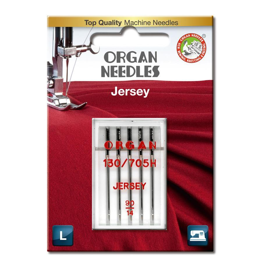 Organ: Jersey 90 14