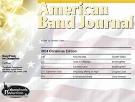 AMERICAN BAND JOURNAL No 230 - 234