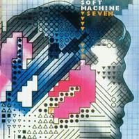 SOFT MACHINE: SEVEN-TRANSPARENT LP