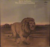 LACROIX JERRY: THE SECOND COMING-KÄYTETTY LP
