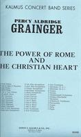 THE POWER OF ROME and THE CHRISTIAN HEART - set