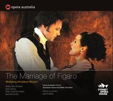MOZART:MARRIAGE OF FIGARO 3CD (FG)