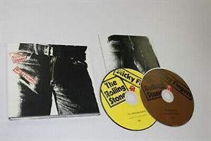 ROLLING STONES: STICKY FINGERS-DELUXE 2CD