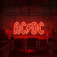AC/DC: POWER UP-LTD. EDITION OPAQUE RED LP