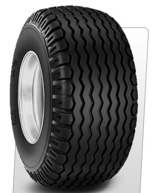 Hjul 500 50 17 18-lagers impl m. 8-hålad fälg Art.nr: 644482