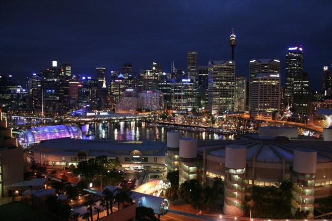 Darling Harbour, Sydney, Australien