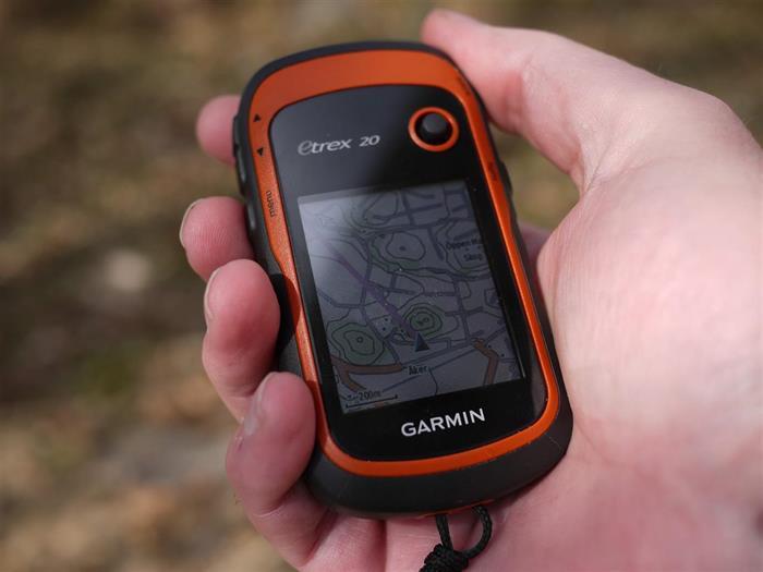 En liten men kraftfull GPS