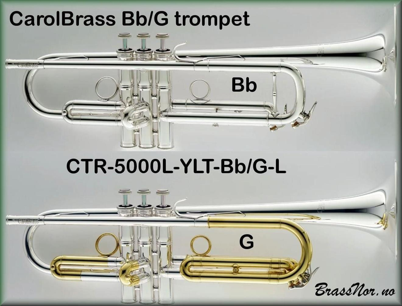 CTR-5000L-YLT-Bb/G-L