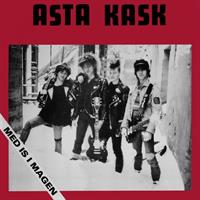 ASTA KASK: MED IS I MAGEN-RED LP