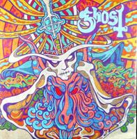 GHOST: KISS THE GO-GOAT/MARY ON THE CROSS 7
