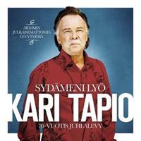KARI TAPIO: SYDÄMENI LYÖ-70 VUOTISJUHLALEVY