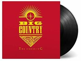BIG COUNTRY: THE CROSSING-EXPANDED 2LP
