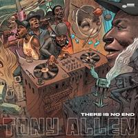 ALLEN TONY: THERE IS NO END 2LP