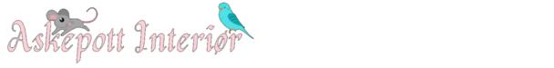 Askepott Interiør logo