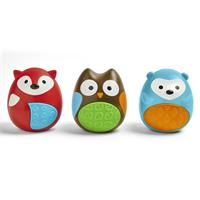 Explore & More Egg Shaker Trio - 3 osat setti