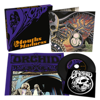 ORCHID: THE MOUTHS OF MADNESS-LTD. EDITION DIGIPACK CD