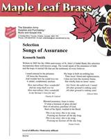 SONGS OF ASSURANCE