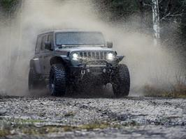 Öhlins suspention kit Jeep Wrangler JL 2-3