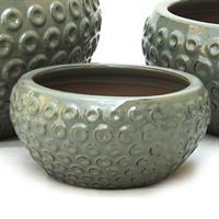 Bowl caramics, Green, S