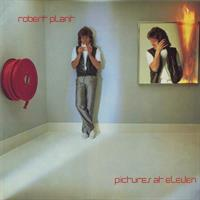 PLANT ROBERT: PICTURES AT ELEVEN (SWAN SONG 1982)-KÄYTETTY LP
