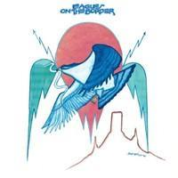 EAGLES: ON THE BORDER LP