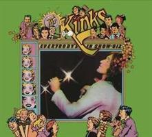 KINKS: EVERYBODY'S IN SHOWBUSINESS-LEGACY 2CD
