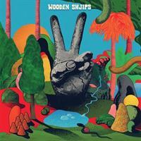 WOODEN SHJIPS: V.-LIMITED RED LP