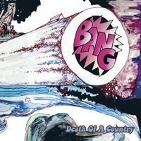 BANG: DEATH OF A COUNTRY LP BLUE