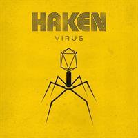 HAKEN: VIRUS-MEDIABOOK 2CD