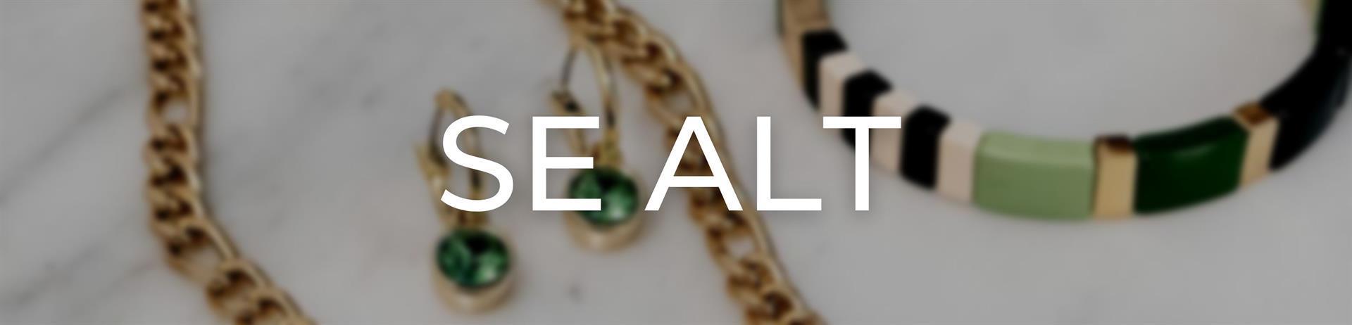 Askepott Interiør - alle smykker