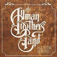 ALLMAN BROTHERS BAND: 5 CLASSIC ALBUMS