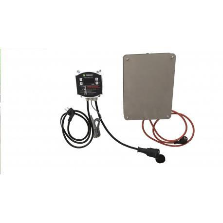 Automatisk tempregulator. + 2,9 kw värmare med  deflektor Inkl. svensk manual, garanti o service