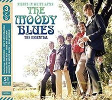 MOODY BLUES: NIGHTS IN WHITE SATIN-THE ESSENTIAL 3CD