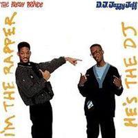 DJ JAZZY JEFF & FRESH PRINCE: HE'S THE DJ, I'M THE RAPPER 2LP