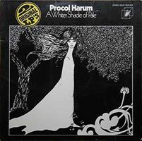 PROCOL HARUM: A WHITER SHADE OF PALE/A SALTY DOG-KÄYTETTY 2LP