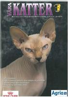 Våra Katter 2019-04