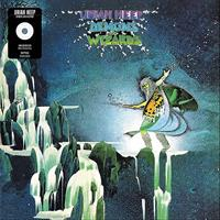 URIAH HEEP: DEMONS AND WIZARDS-LTD. EDITION WHITE LP