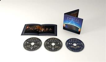 EAGLES: LIVE FROM THE FORUM 2CD+BLU-RAY