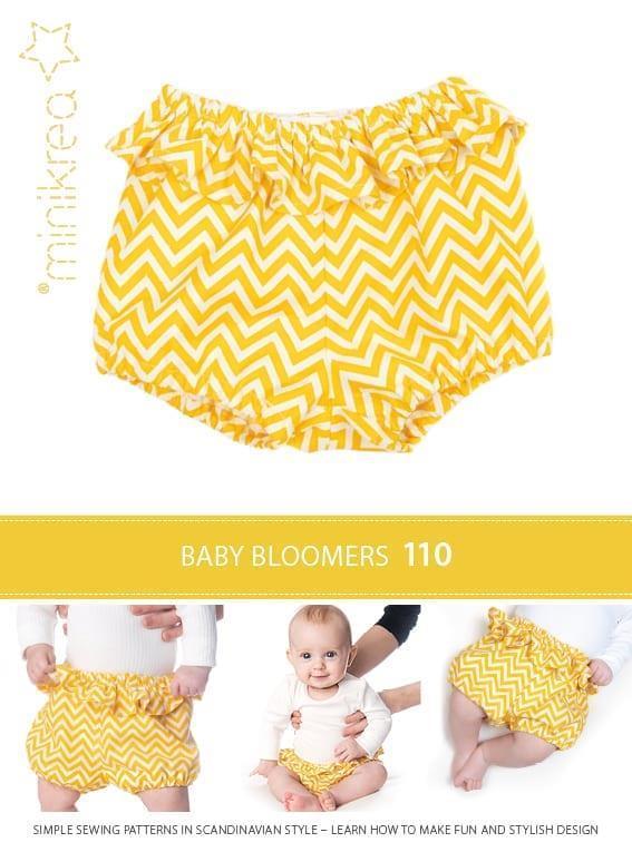 Minikrea: Baby bloomers 110