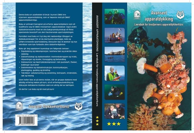 Lærebok CMAS 3