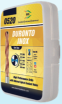 DURONTO DRILL 5XD BOX ROSTFRITT