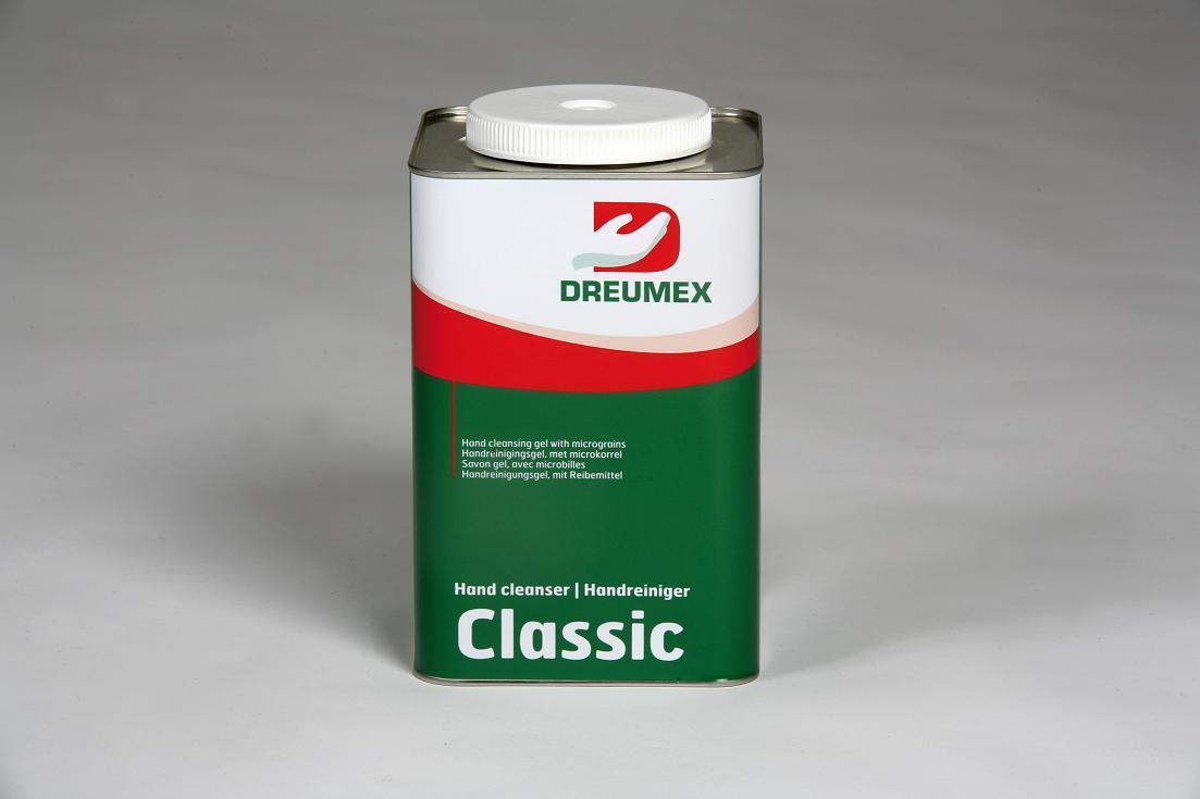 Dreumex Classic 4,5L (Röd) 10942001012