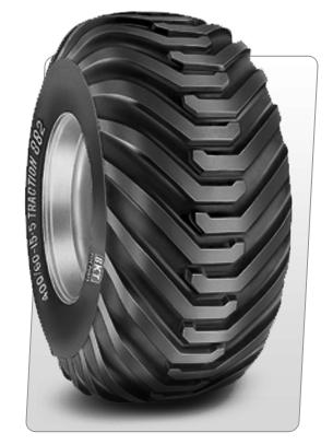 Hjul 400/60x15,5 TRC 14-lagers med fälg Art.nr: 643673