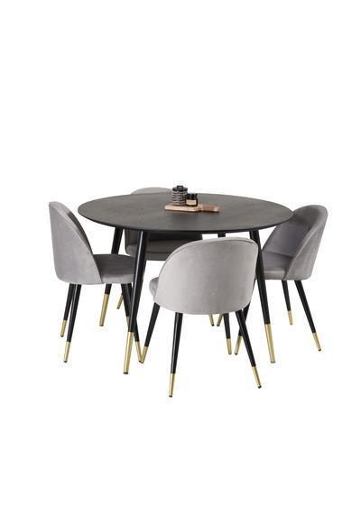 Dipp matbord ø 115