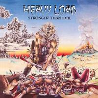 HEAVY LOAD: STRONGER THAN EVIL LP+CD