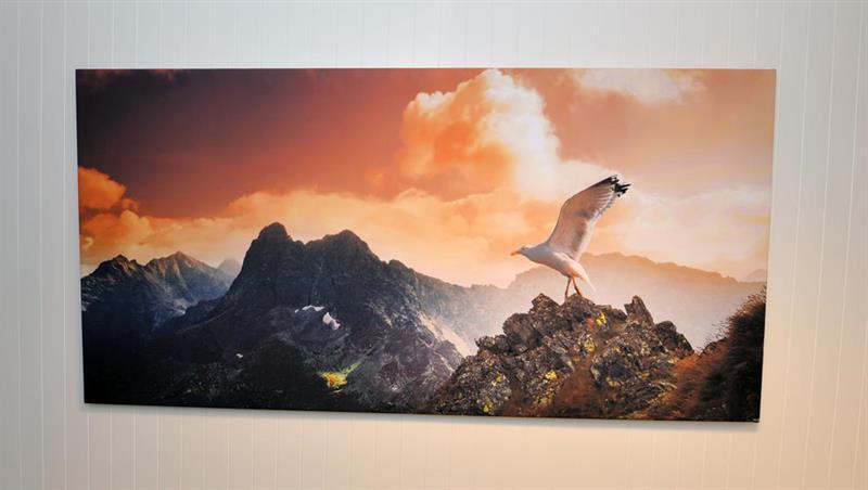 Lerret Klassisk 90x120cm