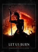 WITHIN TEMPTATION: LET US BURN BLU-RAY+2CD