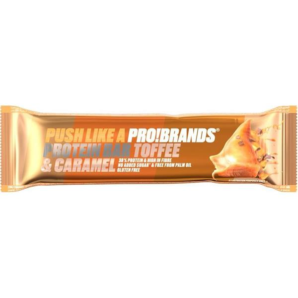 ProBrands Protein Bar Toffee & Caramel 45 g