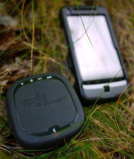 Nödsändare och Tracker (Bluetooth)